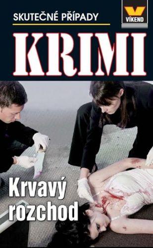 Kolektiv autorů: Krvavý rozchod - Krimi 3/14 cena od 46 Kč