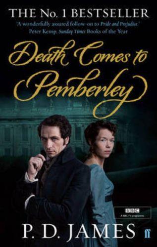 Phyllis Dorothy James: Death Comes to Pemberley cena od 181 Kč