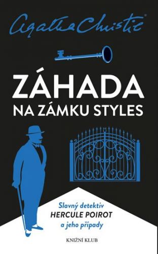 Agatha Christie: Poirot: Záhada na zámku Styles cena od 223 Kč