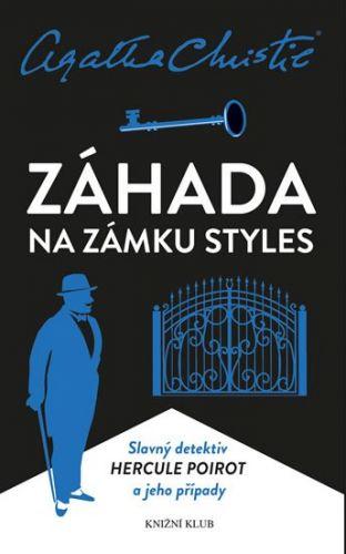 Agatha Christie: Záhada na zámku Styles cena od 221 Kč