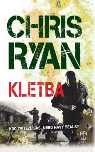 Chris Ryan: Kletba cena od 230 Kč
