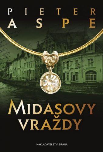 Pieter Aspe: Midasovy vraždy cena od 63 Kč