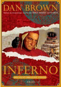 Dan Brown: Inferno ilustrovaná vydání cena od 342 Kč