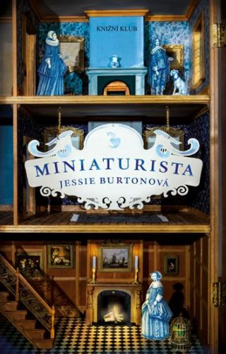 Jessie Burtonová: Miniaturista cena od 79 Kč
