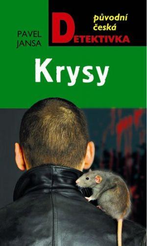 Pavel Jansa: Krysy cena od 169 Kč