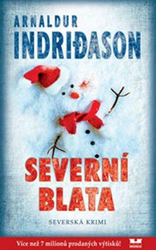 Arnaldur Indridason: Severní blata - Severská krimi cena od 223 Kč