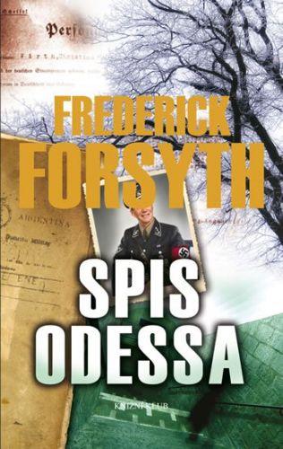 Frederick Forsyth: Spis ODESSA cena od 239 Kč