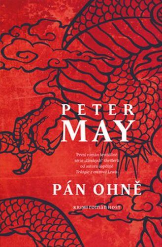 Peter May: Pán ohně cena od 199 Kč