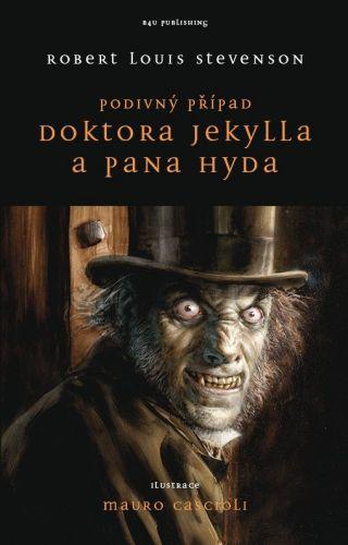 Robert Louis Stevenson: Podivný případ doktora Jekylla a pana Hyda cena od 169 Kč