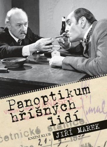Jiří Marek: Panoptikum hříšných lidí cena od 159 Kč