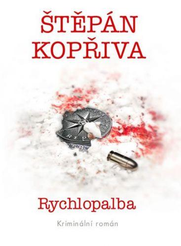Štěpán Kopřiva: Rychlopalba cena od 209 Kč