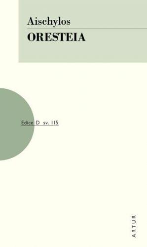 Aischylos: Oresteia cena od 142 Kč