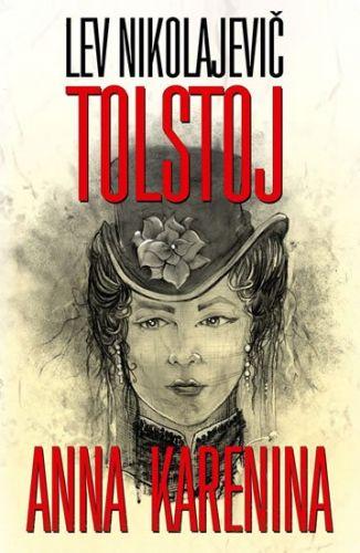Lev Nikolajevič Tolstoj: Anna Karenina cena od 241 Kč