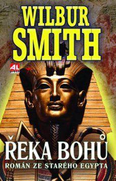 Wilbur Smith: Řeka bohů I. cena od 209 Kč