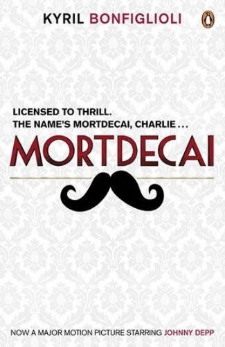Kyril Bonfiglioli: Mortdecai cena od 59 Kč