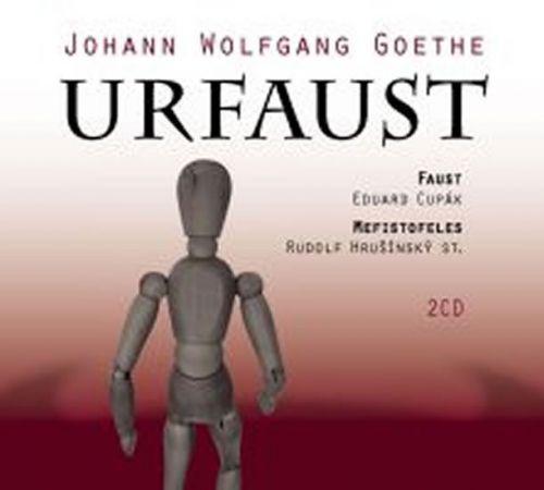 Klára Jerneková, Dana Medřická, Johann Wolfgang von Goethe: Urfaust - 2CD cena od 180 Kč
