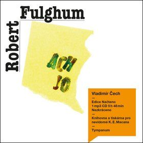 Robert Fulghum: Ach jo (CD) cena od 227 Kč