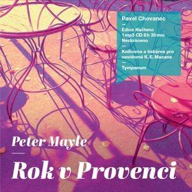 Peter Mayle: Rok v Provenci cena od 220 Kč