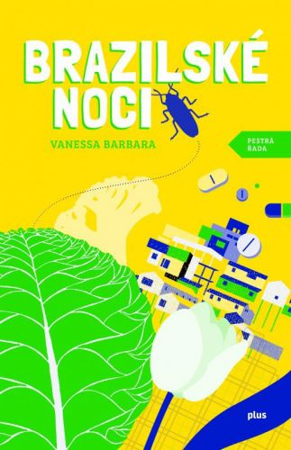 Vanessa Barbara: Brazilské noci cena od 122 Kč