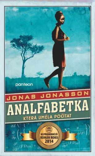 Jonas Jonasson: Analfabetka, která uměla počítat cena od 239 Kč