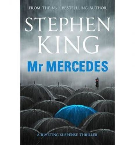 XXL obrazek Stephen King: Mr Mercedes