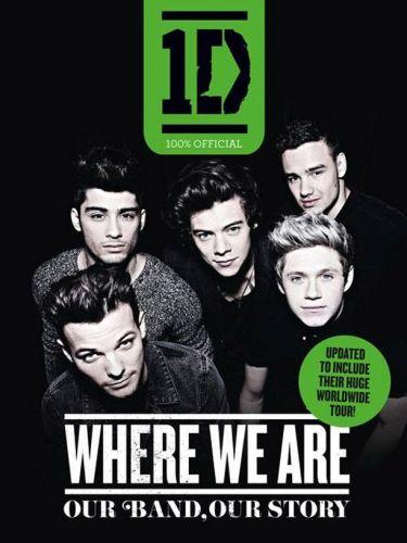 One Direction Where We Are cena od 271 Kč