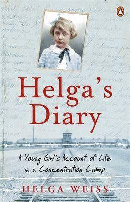 Helga Weiss: Helga's Diary cena od 270 Kč
