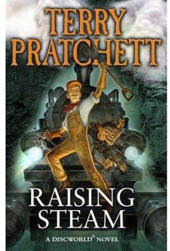 Terry Pratchett: Raising Steam (Discworld Novel 40) cena od 153 Kč