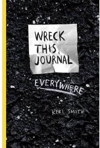 Smithová Keri: Wreck This Journal Everywhere cena od 165 Kč