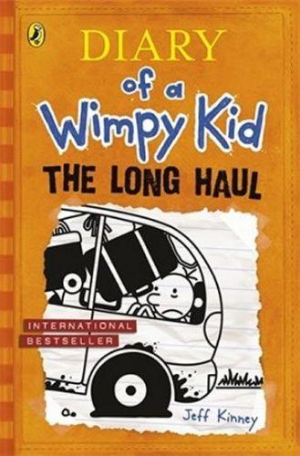 Jay Kinney: Diary of Wimpy Kid 9 - The Long Haul cena od 200 Kč