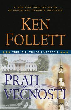 Ken Follett: Prah večnosti cena od 467 Kč