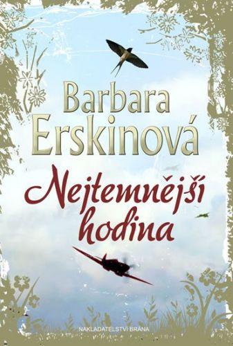 Barbara Erskine: Nejtemnější hodina cena od 263 Kč
