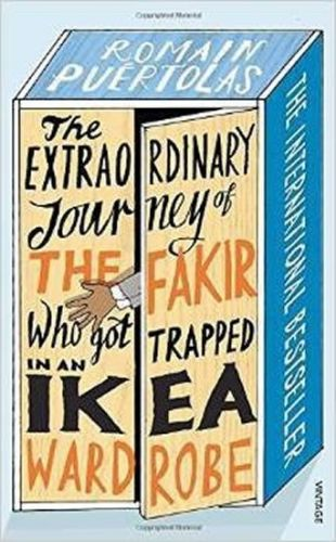 Romain Puertolas: The Extraordinary Journey of the Fakir Who Got Trapped in an Ikea Wardrobe cena od 167 Kč