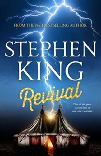 Stephen King: Revival cena od 315 Kč
