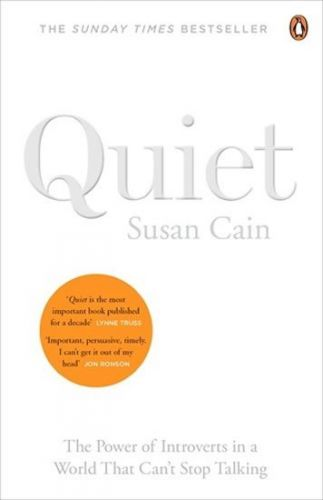 Cain Susan: Quiet - The power of introverts in a world that can't stop talking cena od 217 Kč