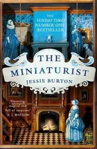 Burtonová Jessie: The Miniaturist cena od 334 Kč