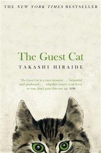 Hiraide Takashi: The Guest Cat cena od 189 Kč