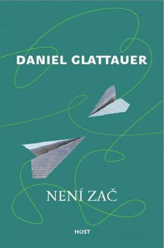 Daniel Glattauer: Není zač cena od 162 Kč