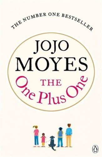 XXL obrazek Jojo Moyes: The One Plus One