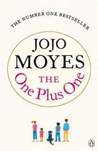 Jojo Moyes: The One Plus One cena od 195 Kč