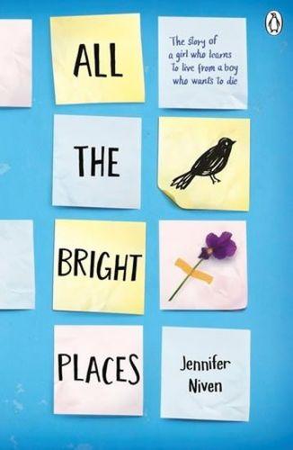 Niven Jennifer: All the Bright Places cena od 188 Kč