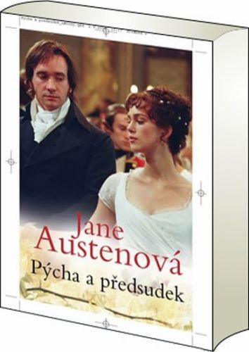 Jane Austenová: Pýcha a předsudek cena od 95 Kč