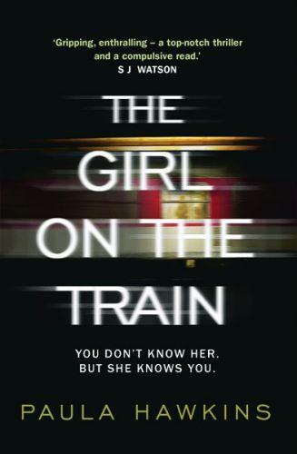 Paula Hawkins: The Girl on the Train cena od 359 Kč