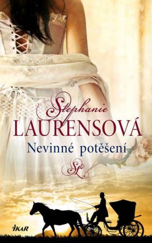 Stephanie Laurens: Nevinné potěšení cena od 199 Kč