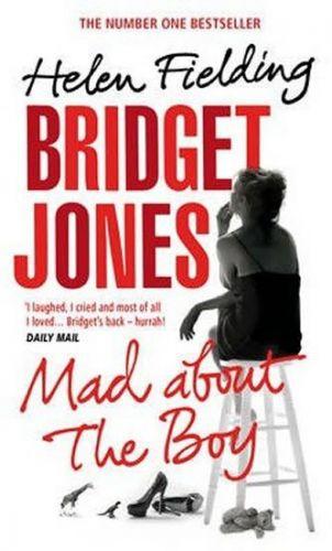 Helen Fielding: Bridget Jones: Mad About the Boy cena od 152 Kč