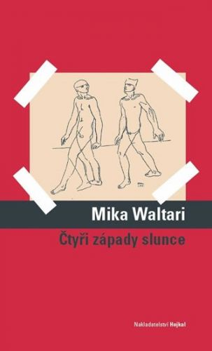 Mika Waltari: Čtyři západy slunce cena od 142 Kč