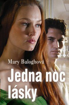 Mary Balogh: Jedna noc lásky cena od 185 Kč