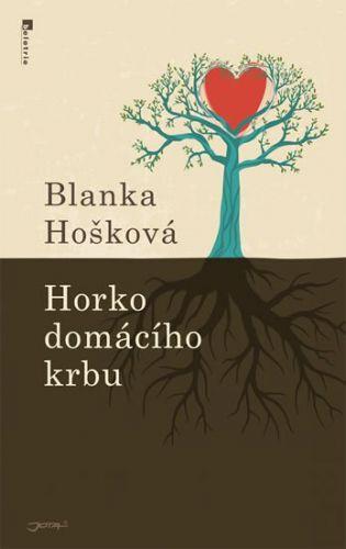 Blanka Hošková: Horko domácího krbu cena od 154 Kč