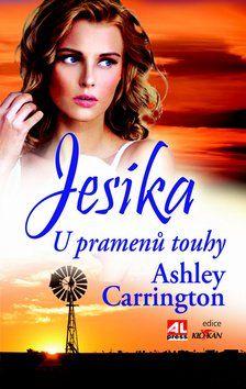 Carrington Ashley: Jesika U pramenů touhy cena od 129 Kč