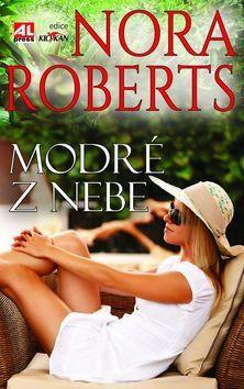 Nora Roberts: Modré z nebe cena od 202 Kč